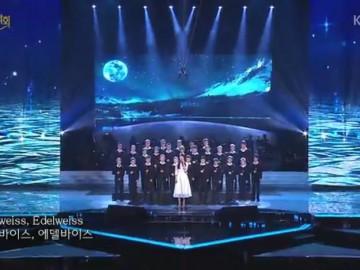Auftritt des MKC im koreanischen Fernsehen