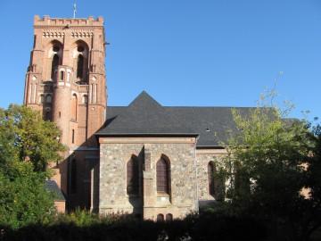 19. April 2015: Mitgestaltung Gedenkgottesdienst St. Katharinen/Schwedt (Oder)