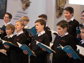 8. März 2015: Gottesdienst-Mitgestaltung im Kloster Schäftlarn