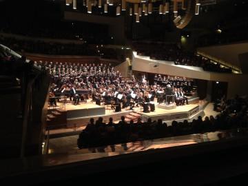 Erfolgreiche Auftritte in der Berliner und Münchner Philharmonie