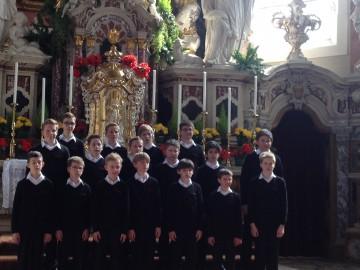 Chorreise nach Brixen/Italien