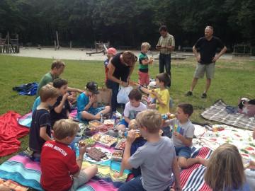 Picknick im Park mit dem Chor 2