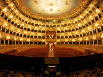 Die Zauberflöte im Teatro La Fenice, Venedig