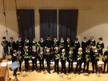Mitmach-Konzert in der Waldorfschule München